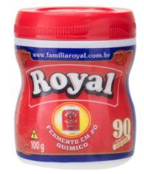 FERMENTO ROYAL QUÍMICO 100G