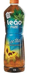 MATTE LEÃO FUZE ICE TEA PÊSSEGO 1,5L