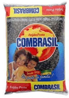 FEIJÃO COMBRASIL PRETO 1KG