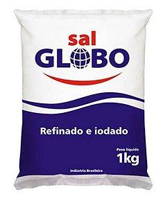SAL REFINADO GLOBO 1KG