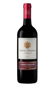 VINHO CHILENO SANTA HELENA RESERVADO CABERNET SAUVIGNON 750ML