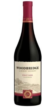 VINHO CALIFORNIANO WOODBRIDGE PINOT NOIR 750ML