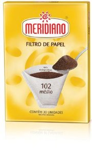 FILTRO DE PAPEL MERIDIANO 102