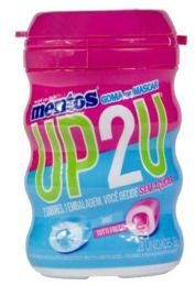 CHICLE PURE FRESH MENTOS TUTTI FRU UP2U 56G