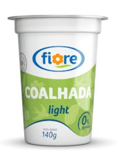 COALHADA FIORE LIGHT 140G
