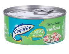 ATUM COQUEIRO NATURAL PEDAÇO 170G