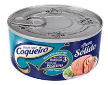 ATUM COQUEIRO NATURAL SÓLIDO 170G