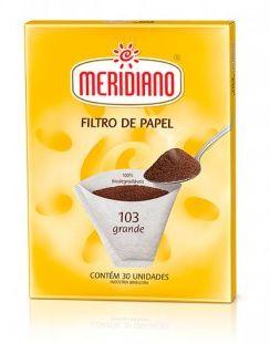 FILTRO DE PAPEL MERIDIANO 103