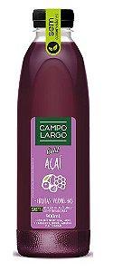 SUCO CAMPO LARGO 900 ML ACAI FRUTAS VER