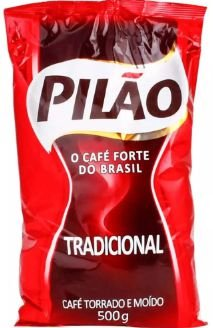 CAFÉ PILÃO ALMOFADA TRADICIONAL 250G