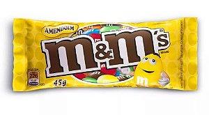 CHOCOLATE MMS SACHE AMENDOIM 45G
