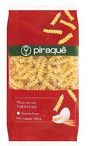 MACARRÃO PIRAQUE PARAFUSO 500G