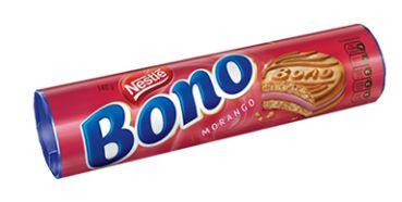 BISCOITO NESTLE BONO MORANGO 140G