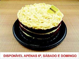 TORTA RED VELVET PEQUENA MONZA 1,4KG