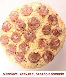 PIZZA GRANDE CALABRESA MONZA 365G