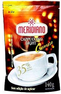 CAPPUCCINO MERIDIANO LIGHT 140G