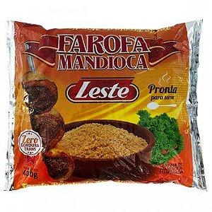 FAROFA PRONTA MANDIOCA LESTE 400G