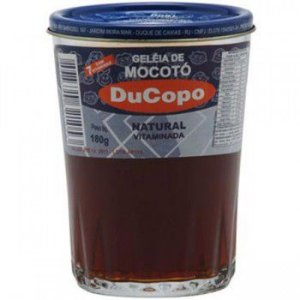 GELEIA DUCOPO MOCOTO NATURAL 180G