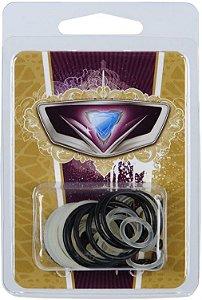 Kit Oring - LUXE ICE - Valor de referência - R$ 85,00