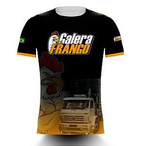 Camiseta Caminhoneiro Galera do Frango