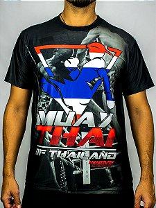 Camiseta Muay Thai Of Thailand
