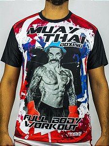 Camiseta Muay Thai Full Body Workout