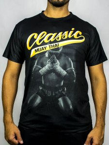 Camiseta Muay Thai Classic