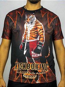 Camiseta Kickboxing Martial Art