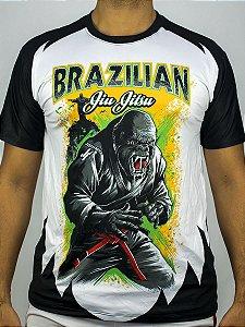Camiseta Jiu-Jitsu Gorilla