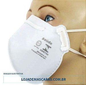 Máscara Equivalente a N95 Descartável PFF2