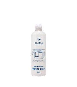 Frasco auxiliar Limpeza Geral Positiva 500ml