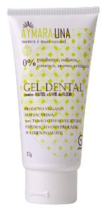 Gel Dental Capim Limao 60g