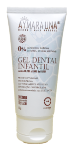 Gel Dental Infantil 60g
