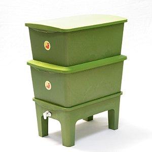 Composteira Humi - Verde