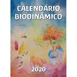 Agenda Calendário Biodinâmico 2020