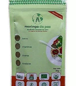 Moringa Oleifera - Pó