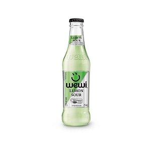 Água Tônica Orgânica Lemon Sour Wewi - 255ml