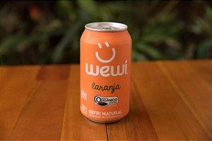 Refrigerante Laranja Orgânico Wewi  - 350ml