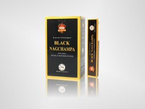 Incenso Black Nag Champa