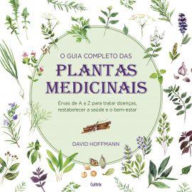 Livro O Guia Completo das Plantas Medicinais