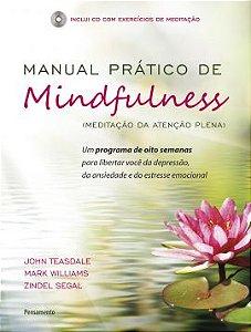 Livro Manual Prático de Mindfulness