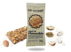 Snack de Pistacchio 100% Raw - 2 unid.