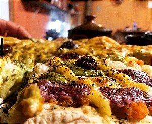 Pizza Individual - Lara (4 queijos)