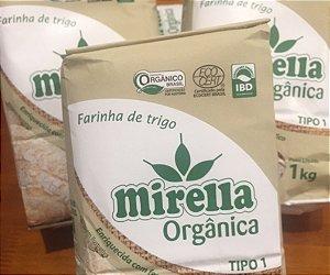 Farinha de Trigo Organica 1kg