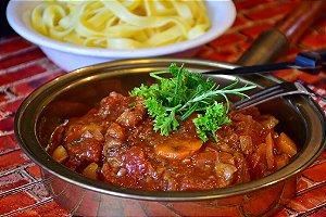 Carne de Jaca Temperada - 250g