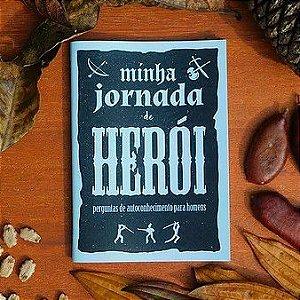 Cadernico - Minha jornada de herói