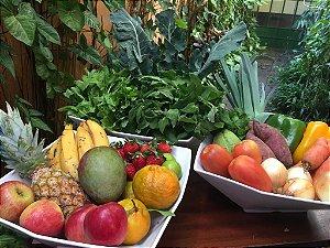 Cesta Giga + Frutas Orgânicas