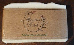 Sabonete Artesanal 100% Azeite de Oliva