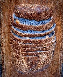 Pão de Jenipapo com Macadâmia - 630g