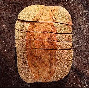Pão de Fermentação Natural de Milho - 630g
